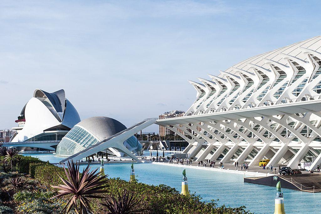 Ciudad de las Artes y las Ciencias de Valencia (Getty Images)