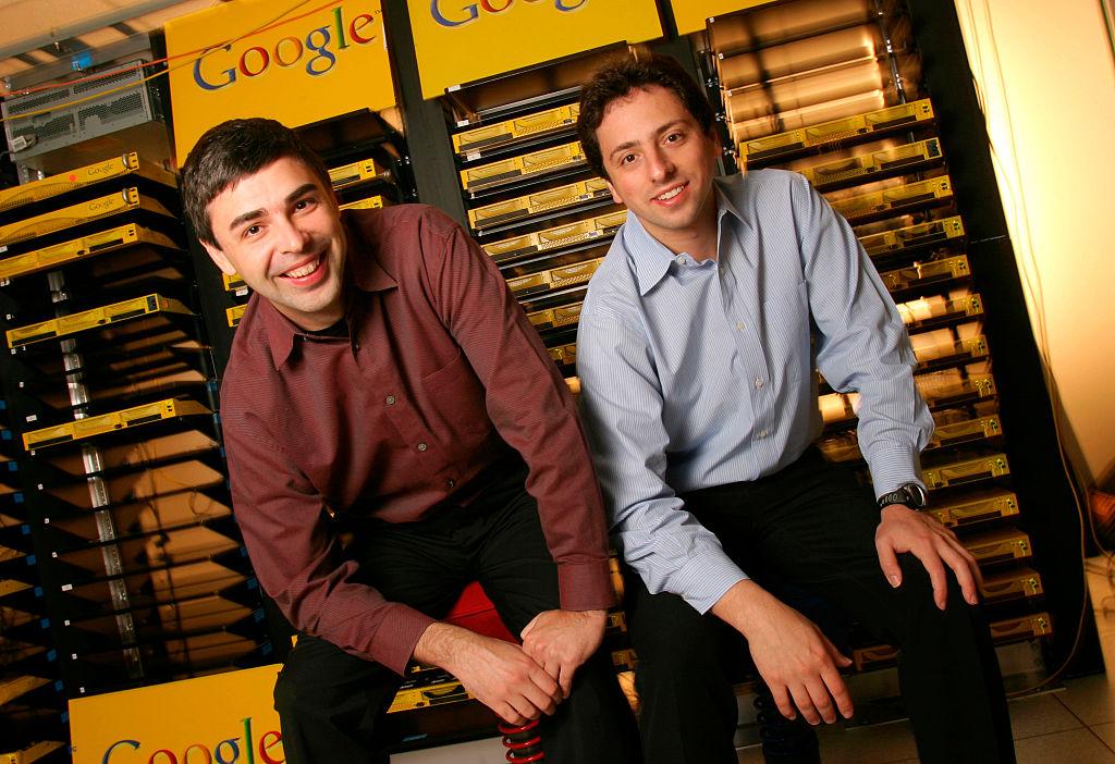 Los cofundadores de Google son 14.000 millones de dólares más ricos tras un informe de resultados estelar