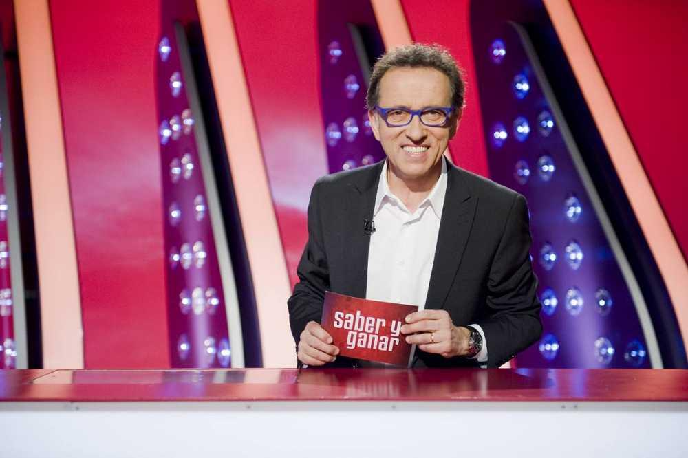 Jordi Hurtado, presentador de Saber y Ganar. Foto: rtve.es