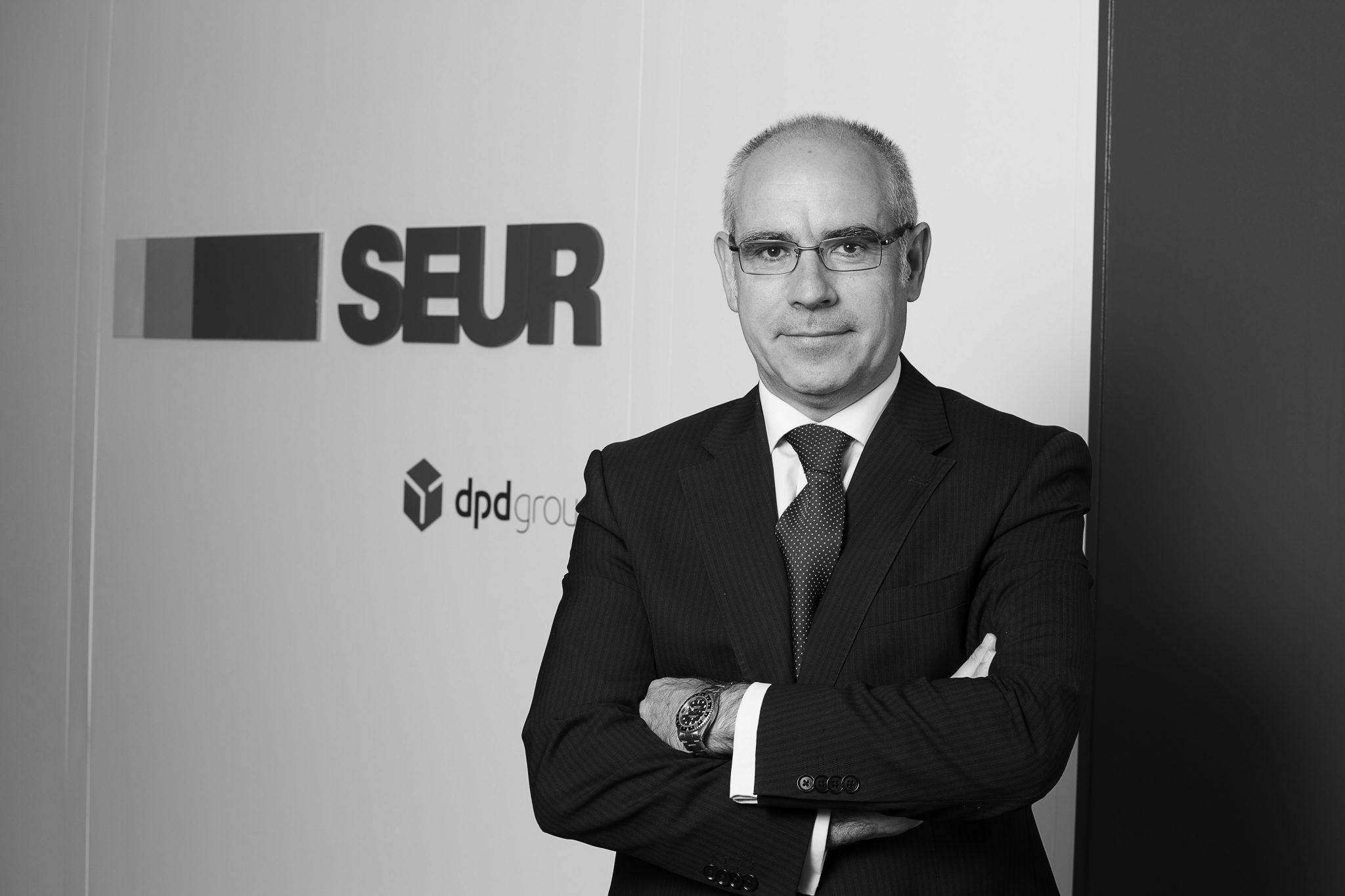 Alberto Navarro, CEO de SEUR