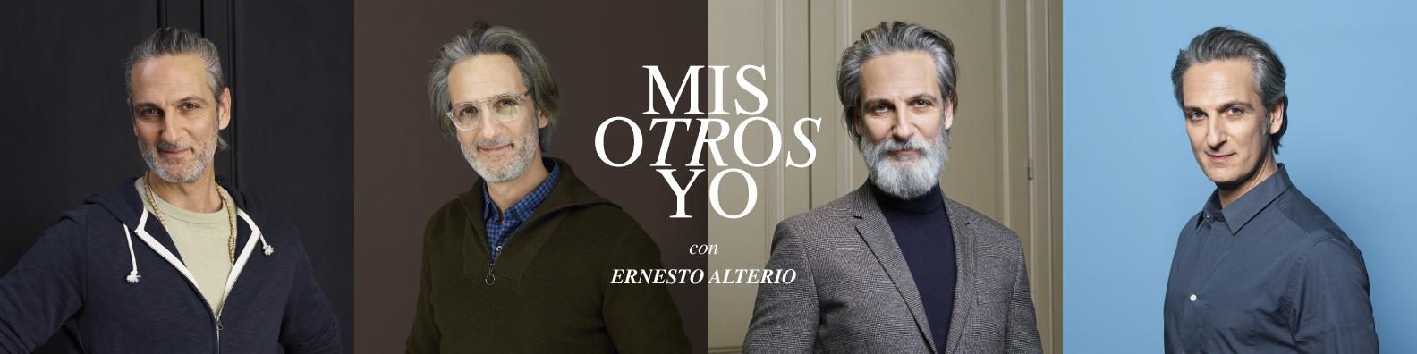 Banco Mediolanum Mis otros yo Ernesto Alterio