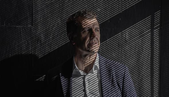 Ángel Nigorra, CEO de Bizum, fotografiado en sus oficinas. Foto: Carlos Luján