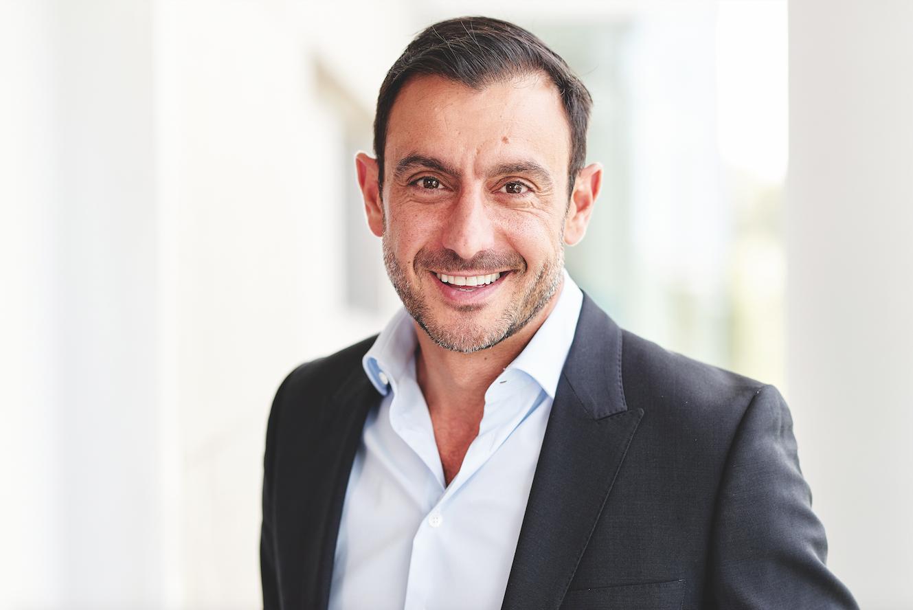 Elie Younes (Beirut, Líbano, 1977), vicepresidente ejecutivo y director de Desarrollo de Radisson Hotel Group