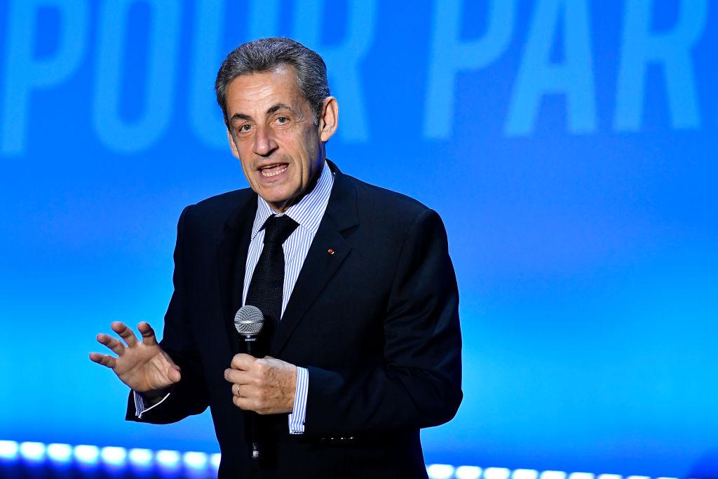 El expresidente francés Nicolas Sarkozy. Foto: Aurelien Meunier (Getty Images)