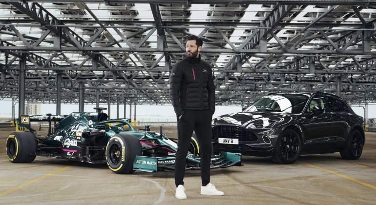 Hackett London y Aston Martin