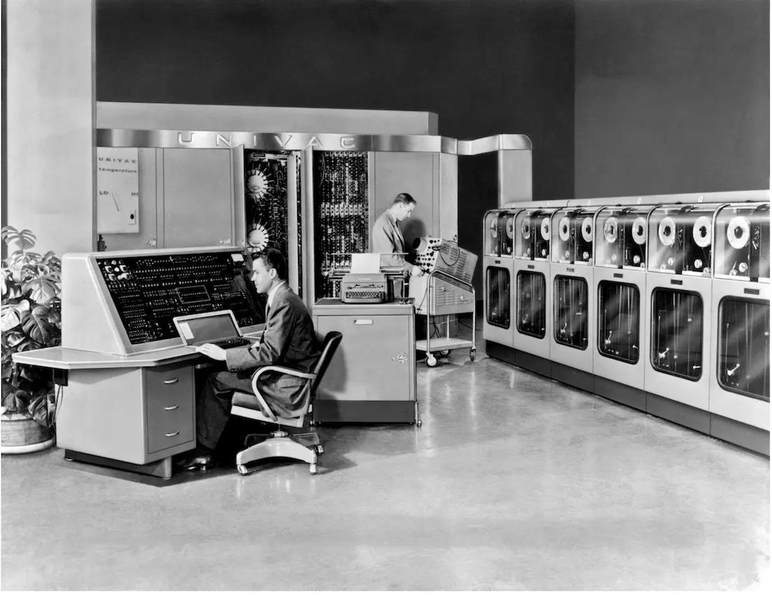 UNIVAC I (time.com)