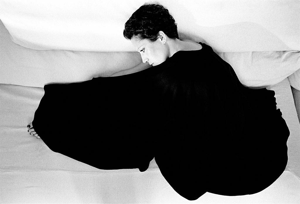 Elsa Peretti en una foto de archivo. Getty.