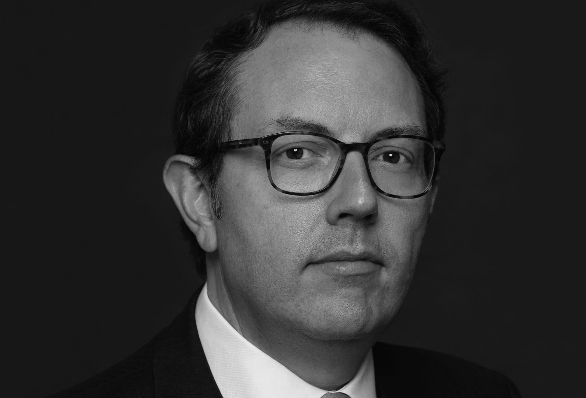 Andrés Sacristán, CEO de Cintra