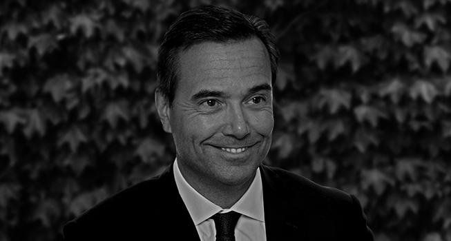 Antonio Horta-Osorio, presidente de Credit Suisse. Foto: Lloyds Banking Group.