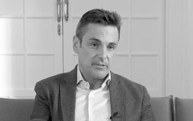 Juan Orti, CEO de American Express España durante su conversación con Forbes.