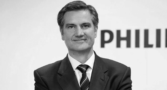 Juan Sanabria, presidente de Philips Ibérica