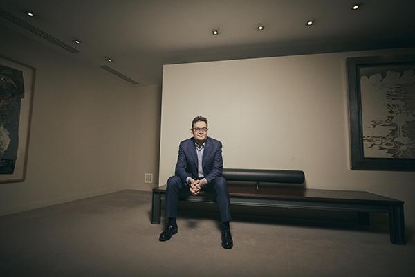 Joseph Oughourlian, presidente y propietario mayoritario de Grupo Prisa