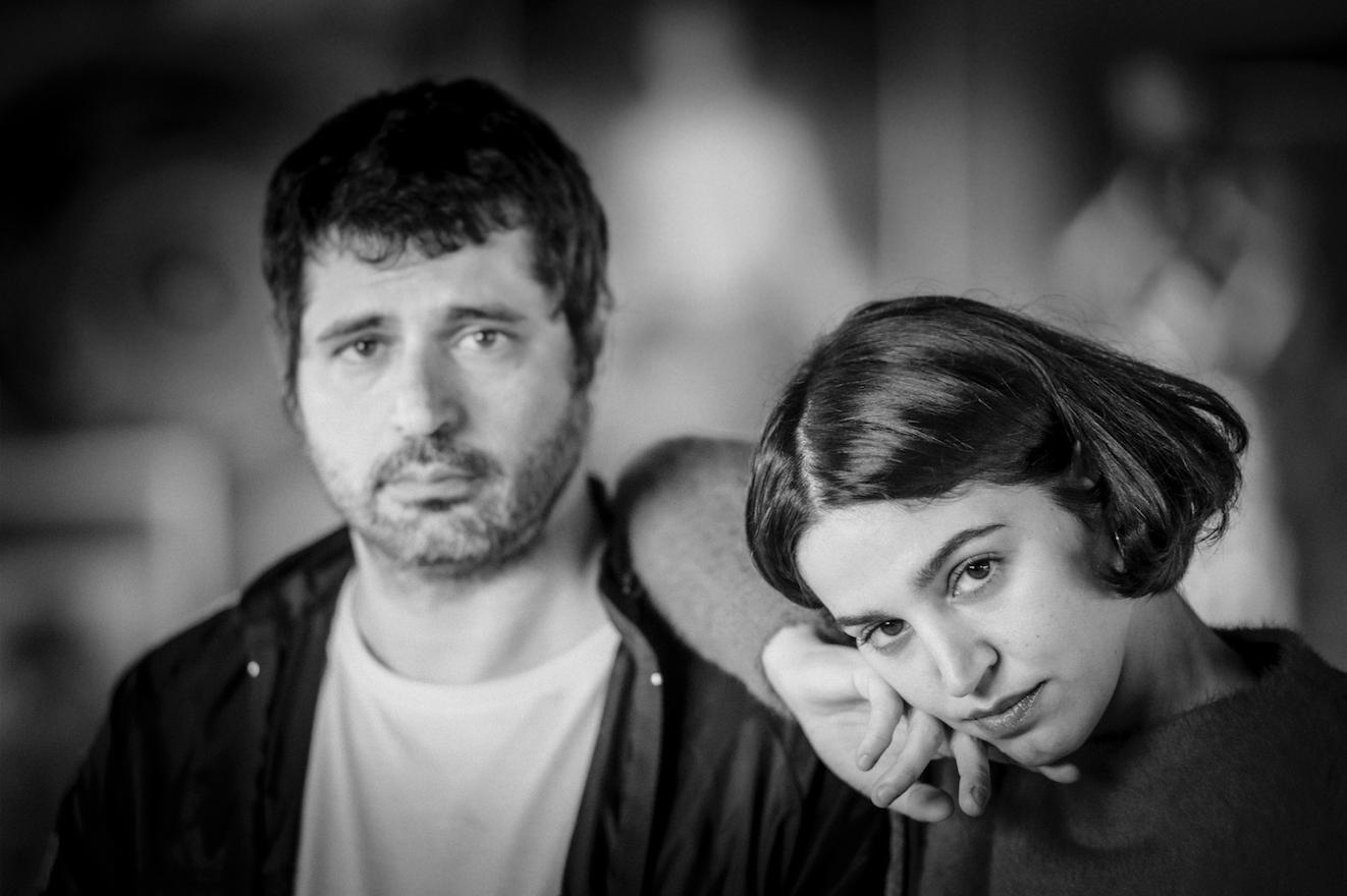 Los musicos Maria Arnal y Marcel Bages