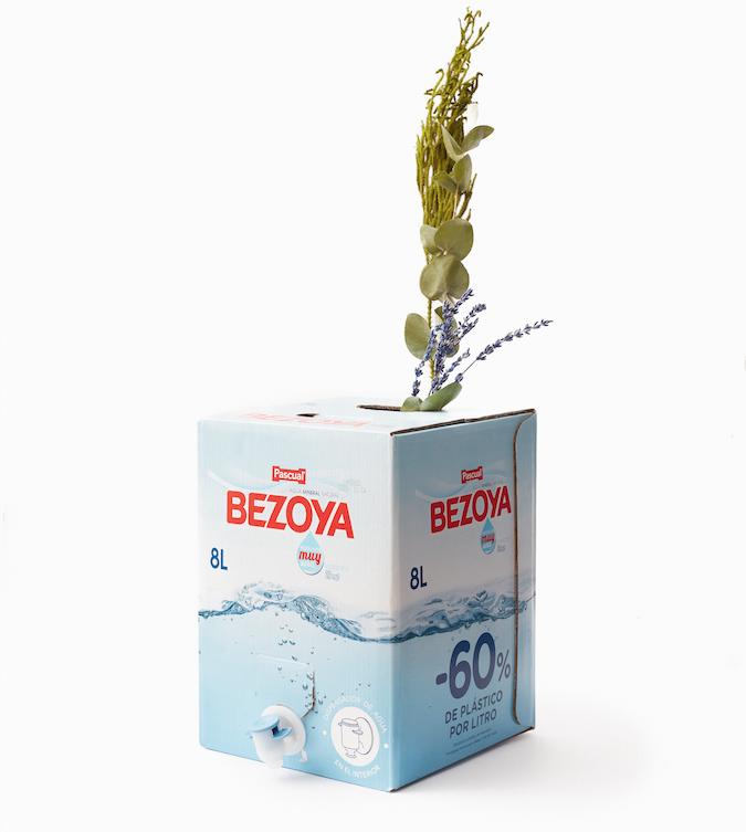 Día Mundial del Reciclaje. Bezoya