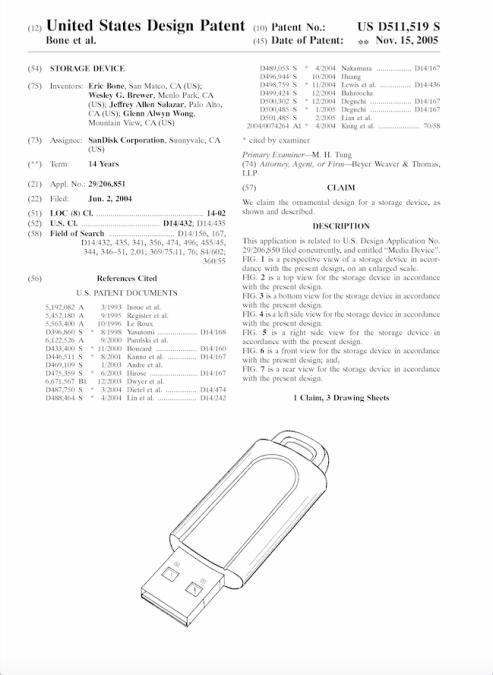 Patente Storage