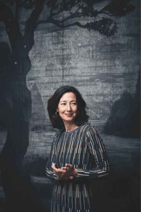 Carina Szpilka, presidenta de Adigital, posa en exclusiva para Forbes. Foto: Jacobo Medrano
