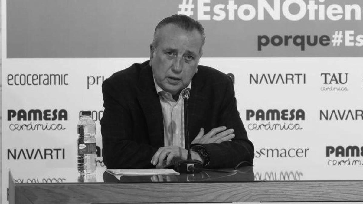 Fernando Roig, presidente del Grupo Pamesa y del Villarreal CF