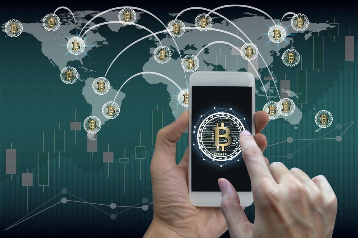 Criptomonedas. Bitcoin. Foto: Getty Images