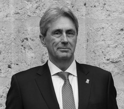 José Vicente Saz Pérez, Rector de la Universidad de Alcalá