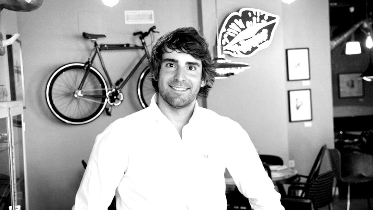 Marcos Alves, cofundador de The Fork y nuevo socio de Luda Partners