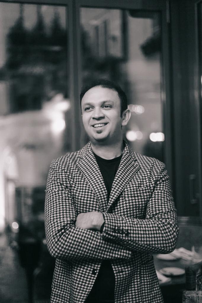 Mehul Patel, emprendedor vinculado al sector criptográfico, asociado a empresas de Internet desde India, su país natal, hasta Silicon Valley (San Francisco, EE UU) y CEO de EDDASwap