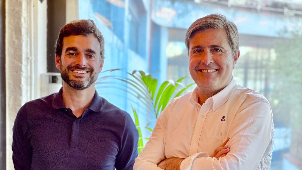 Miguel Solana y Salvador Carrillo, fundadores de Alter5