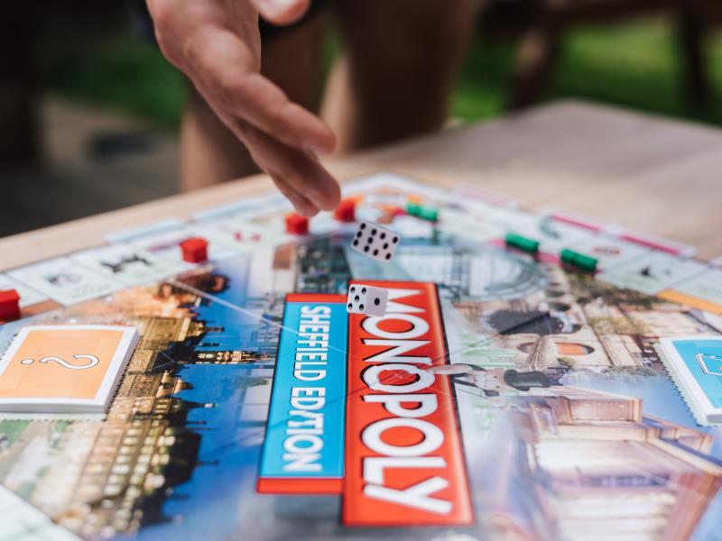 Monopoly. Foto: Anete Lusina (Pexels)