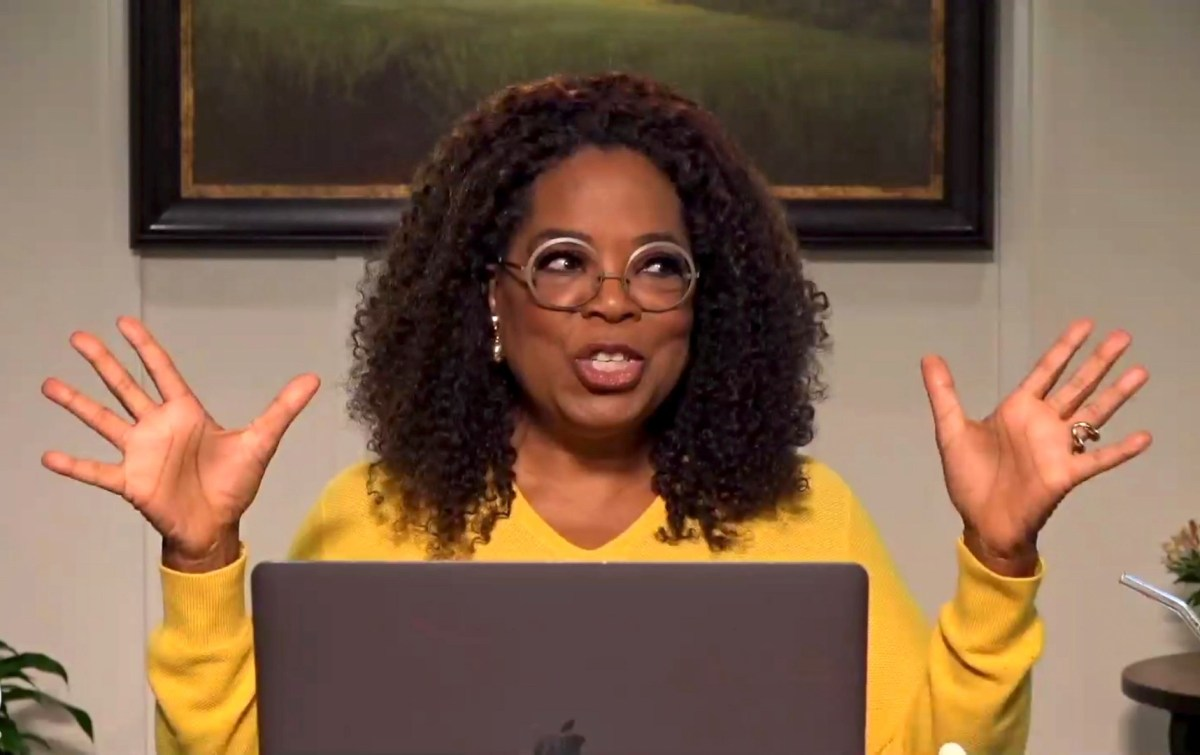 Oprah Winfrey. (Getty Images)