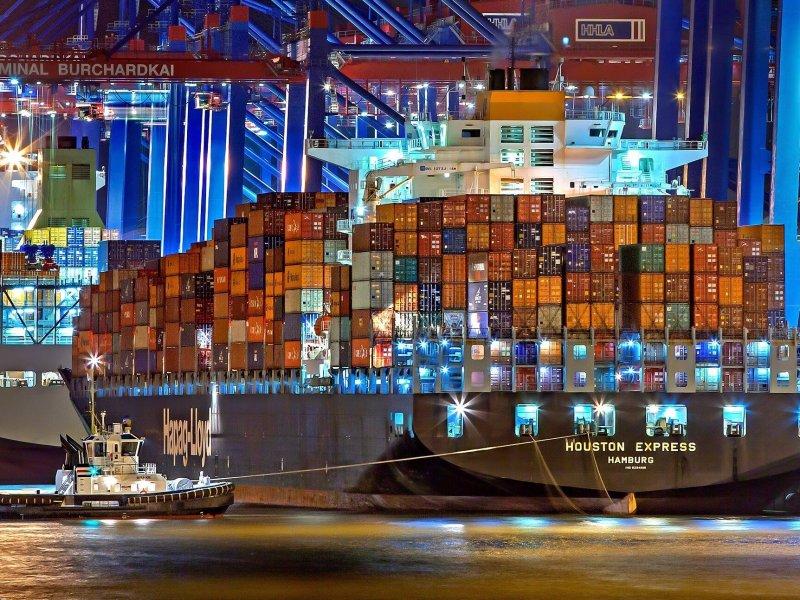 Un barco mercante. Foto: EP