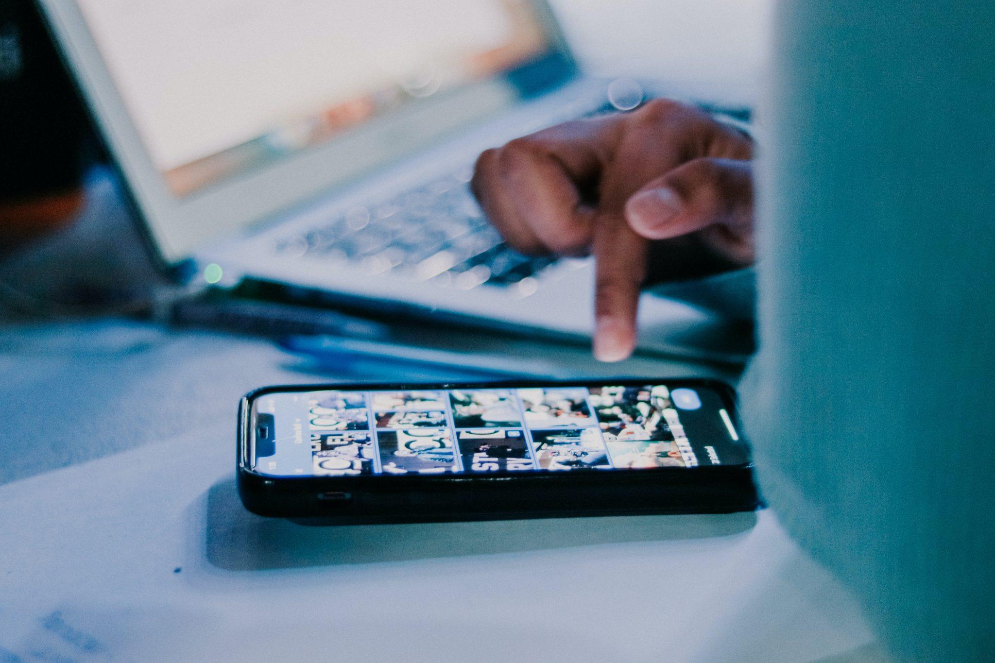Redes sociales. Foto: Melyna Valle on Unsplash