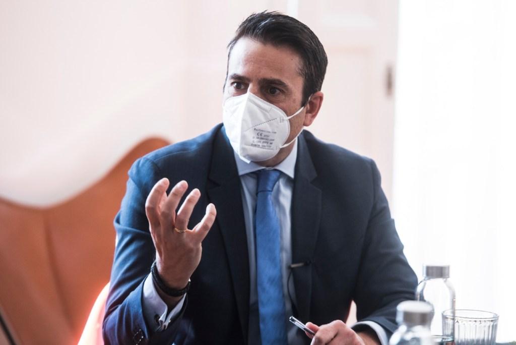 Miguel Mercado, director nacional de Randstad Professionals.