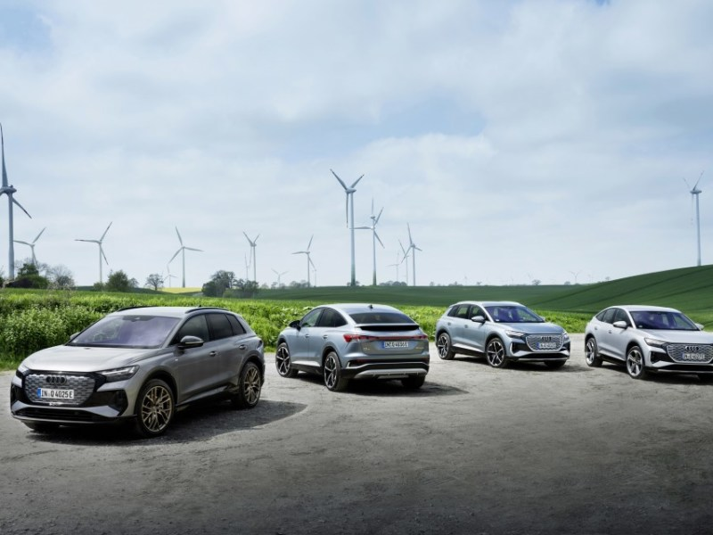 Audi Transicion eMovilidad