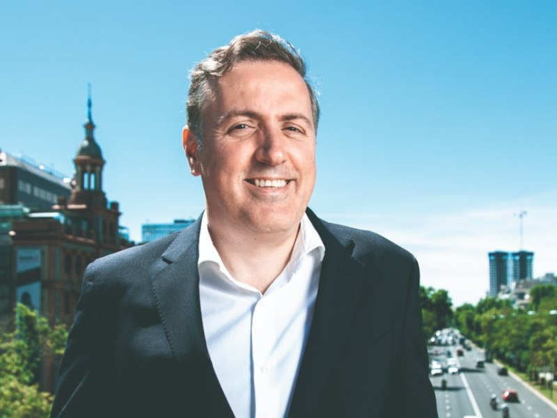 David Martínez, CEO de AEDAS Homes