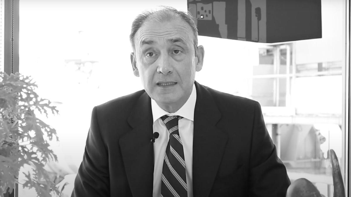 José María López Piñol, CEO de Urbaser