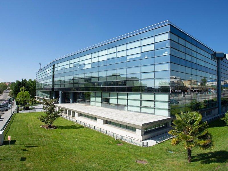 Uno de los edificios vendidos por Castellana Properties. Foto: EP