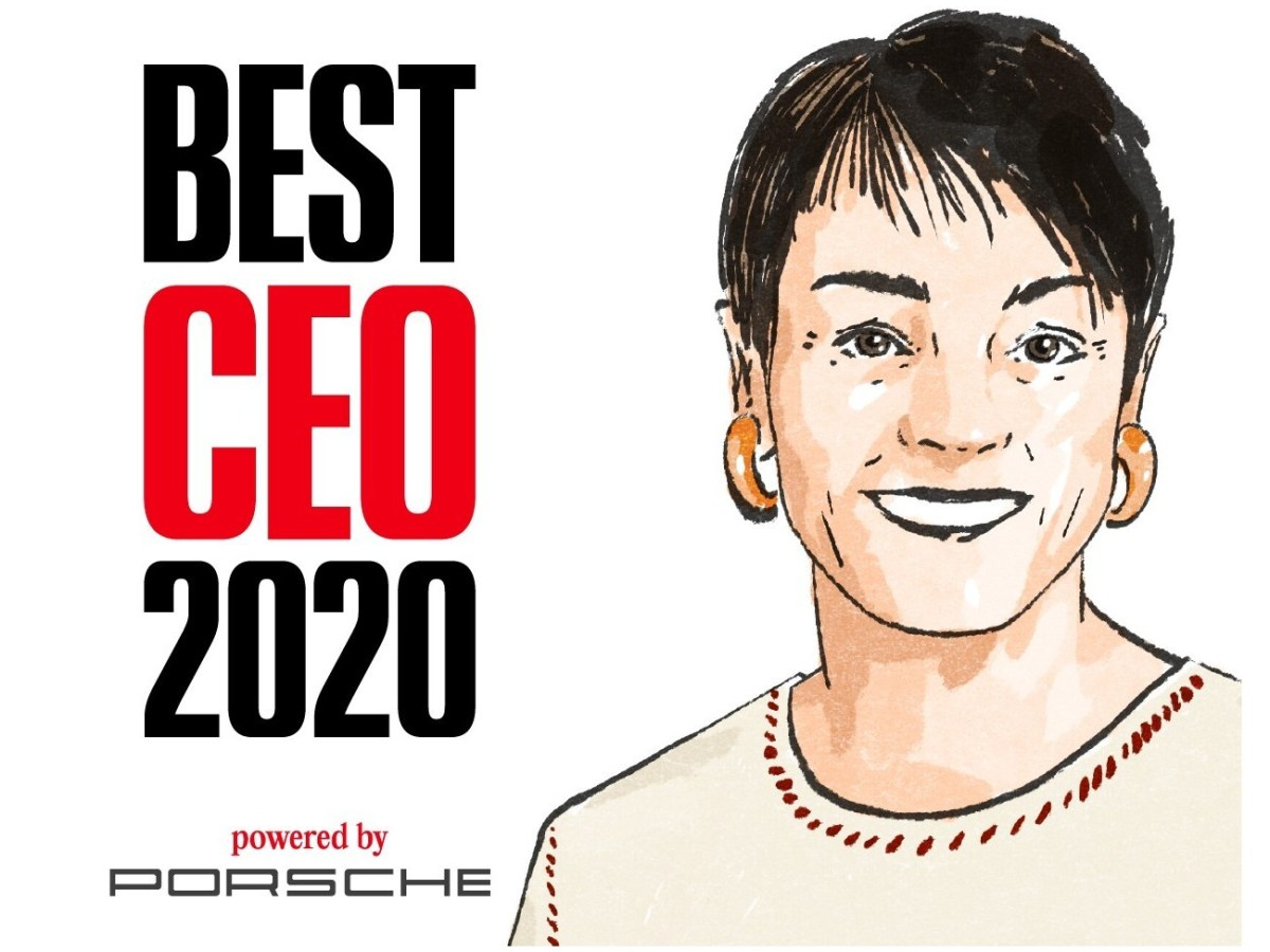 best ceo 2020