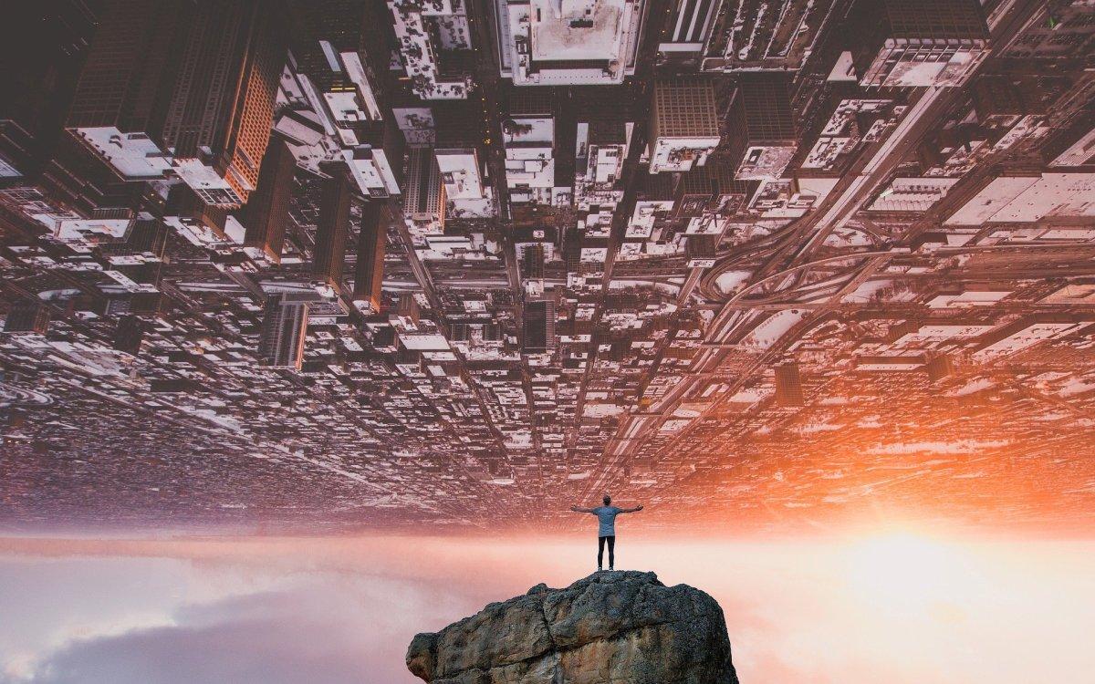 Ciudad del futuro. Foto: Patricio González (Pixabay)