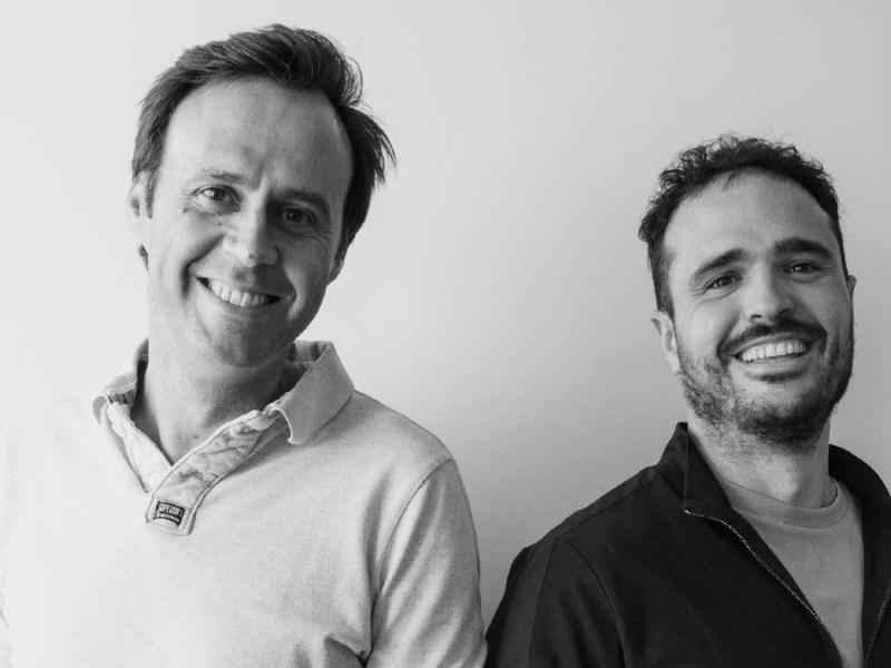 Alfonso Aznar, Director de Havas Studio, y Javier Alexandre, Head of Social Media Havas España.