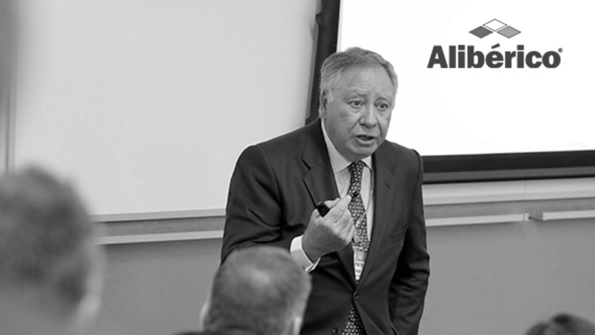 Clemente González Soler, presidente de Grupo Alibérico