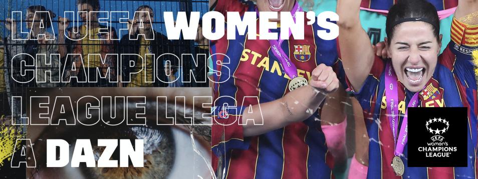 DAZN_UEFA Women's Champions League