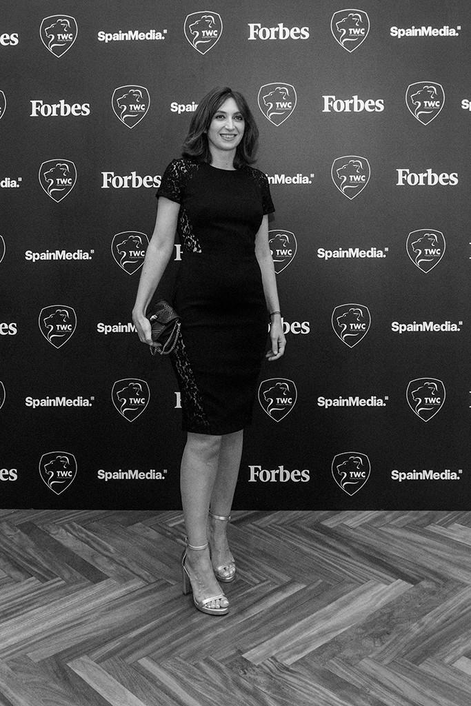 Idoia Sota, Subdirectora de Forbes España. Foto: Luis Camacho