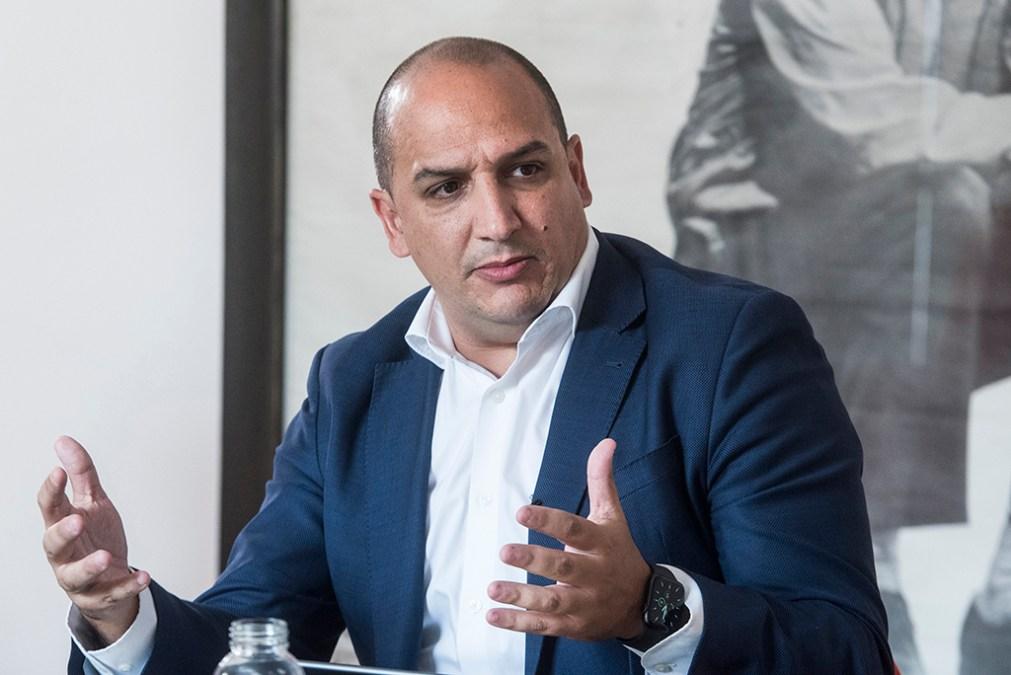 Juan José Sánchez Domínguez, CEO de Capital Energy. (Foto: Luis Camacho)