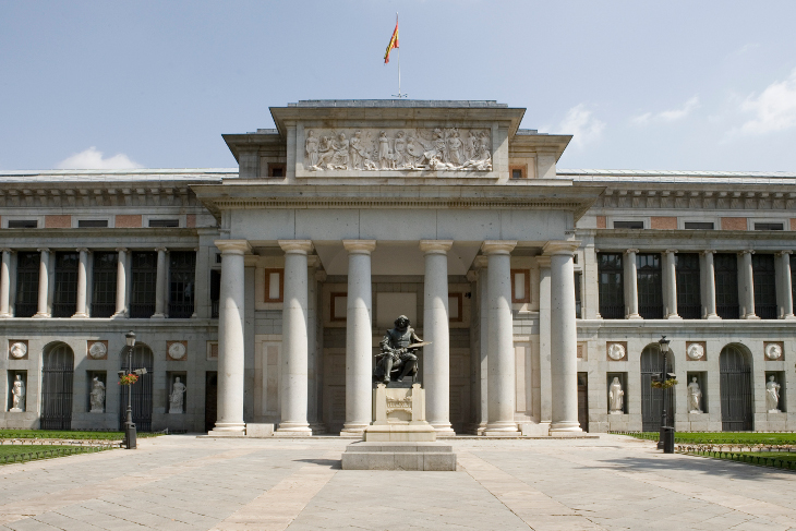 Museo Nacional del Prado. Foto: Museo del Prado