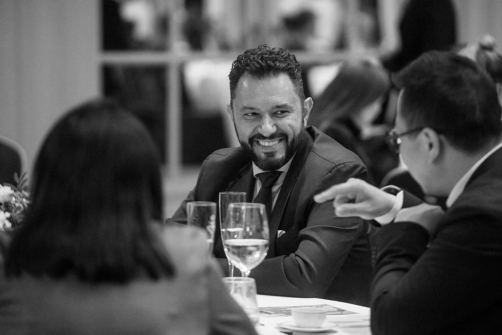 Osmar Polo, CEO de T-Systems. Foto: Luis Camacho