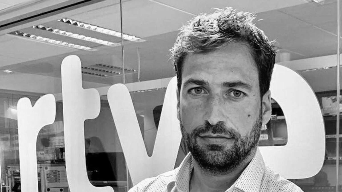 Pau Fons, director de Informativos de TVE