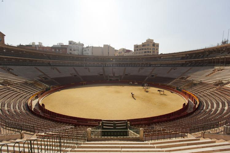 Plaza de toros de Valencia. Foto: visitvalencia.com