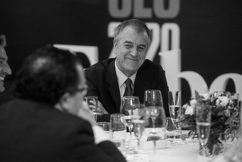 Rafael Martín de Bustamante Vega, CEO de Elecnor. Foto: Luis Camacho
