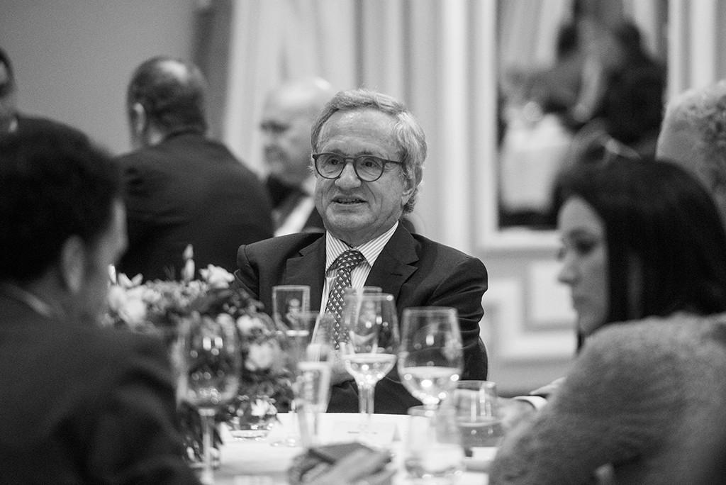 Rafael Villaseca Marco, Presidente de Fundación Naturgy. Foto: Luis Camacho