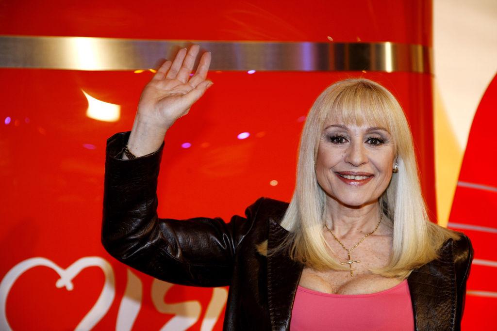 Rafaella Carrà en 2008. Foto: Europa Press Reportajes (Getty Images)