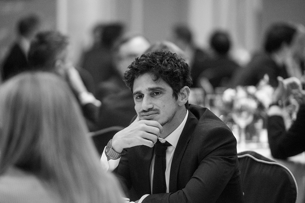 Raphael Gantchoula-Kanoui, Managind Director Spain & Portugal Bulgari (LVMH). Foto: Luis Camacho